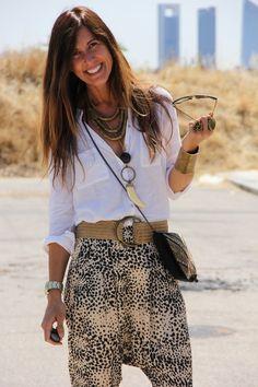Fashion Trend: 39 Fabulous Divas in Animal Print - Fashion Diva Design