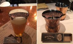 The Whisker Dam Keeps Your Mustache out of Your Beer | For my dad in-law:)