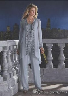 Wholesale joan rivers suit,mathar sonand mother of the groom suit are for sale on DHgate.com. youxi_dress recommends ronald joyce 2016 mother of the bride 3 piece pant suit chiffon beach wedding mother's groom dress long sleeves beads mothers formal wear of high quality and low price.