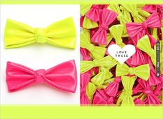 bando neon hair clips @ban.do | CHECK OUT MORE IDEAS AT WEDDINGPINS.NET | #bridesmaids