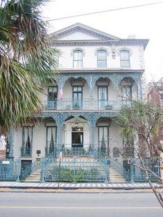 Charleston Historic District  Gov. John Rutledge House