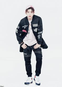 GOT7 Junior - NBA X GOT7 & TWICE 2016 S/S COLLECTION!