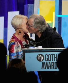 Pin for Later: 26 Stars Qui N'ont Pas Su Résister au Charme d'Helen Mirren Robert De Niro