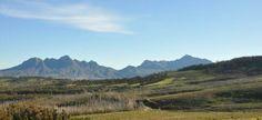 Beautiful vistas greet you