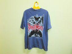 30% OFF - Vintage 90s Devilman Go Nagai Dynamic Kikaku Anime Manga Made In USA T Shirt