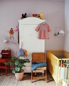 Colourful nursery