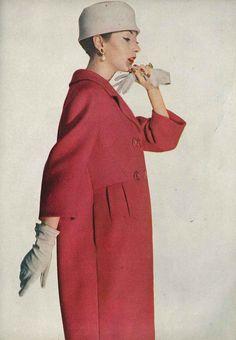 Harper's Bazaar, February 1958