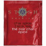 Chai Spice...great black tea to drink in the mornings with a taste of cinnamon.