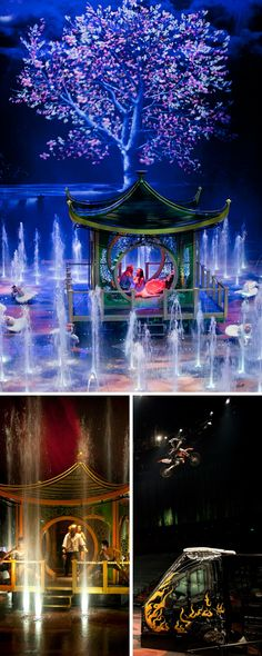 House of Dancing Water in Macau. So stunning!