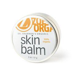 Dr. Shannon's Organic Skin Balm
