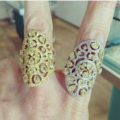 Yellow diamonds ~ Instagram