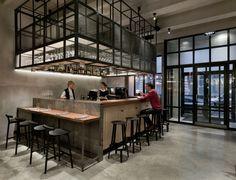 Holy Fox Café / Mikhail Kozlov. Visit City Lighting Products! https://www.linkedin.com/company/city-lighting-products