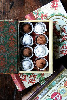 Grand Marnier Truffles: Because Booze Makes Everything Better