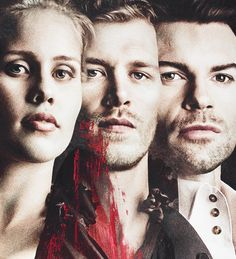 Bad blood - the-originals-tv-show Fan Art