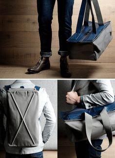Hard Graft gym bag