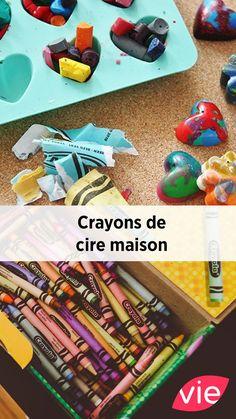 6 Paquet de scola Arc-En-Ciel Cire Affiche Crayons Multicolore 5 Coloris par Clé