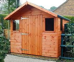 Free Shed Plans and How to build a shed in 10 steps. This guide will walk you though an easy way to build a shed. Get free shed plans here as well. Wood Storage Sheds, Storage Shed Plans, Wooden Sheds, Wood Shed Plans, Free Shed Plans, Coop Plans, Backyard Sheds, Outdoor Sheds, Building A Shed