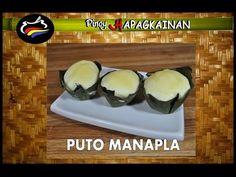 PUTO MANAPLA Soda drink as replacement for baking powder | Pinoy Hapagkainan