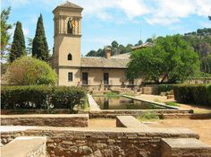 Parador Granada- Granada, Spain-