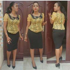 My Sunday delight Latest African Fashion Dresses, African Print Dresses, African Print Fashion, African Dress, African Blouses, African Tops, African Women, African Attire, African Wear