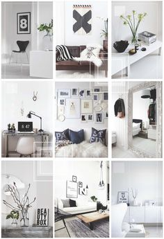 White Interior Designs