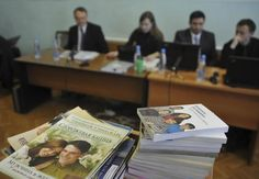 Russian court considers Jehovah's Witnesses ban