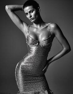Isabeli Fontana for W magazine