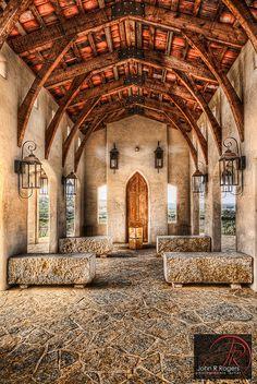 Chapel Dulcinea, Austin, Texas