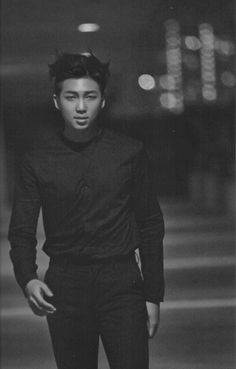 ((( IMAGINE HIM WALKING AT YOU LIKE THIS, AND THEN HE HOLDS YOUR FACE, PULLS YOU IN AND KISSES YOU. HIS HANDS GLIDE DOWN TO YOUR HIPS. RAIN STARTS TO FALL FROM THE SKY AS YOU PULL APART TO REST YOUR FOREHEADS TOGETHER. YOU BOTH LAUGH, YOU HOLD HANDS AS YOU WALK DOWN THE BUSY SIDEWALKS OF SEOUL. tHe eNd~ ))) wtf did i just do.... ( o///o )