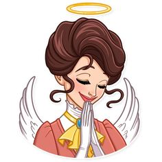 Lady sticker collection for Telegram Ariana Grande Drawings, Telegram Stickers, Watercolor Heart, Love Wallpaper, Emoticon, Disney Characters, Fictional Characters, Mary Poppins, Dolls