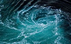 From smoke rings to spinning seawater: the science of vortices. Oceans are full of much larger, slower versions of Norway's Saltstraumen Maelstrom.