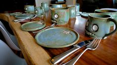 Zombie Place Setting by skeletal dropkick, via Flickr