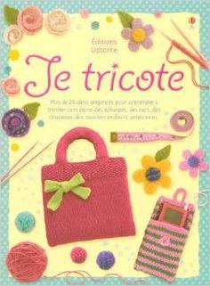 Apprendre a tricoter un sac a main - Apprendre a tricoter gratuitement ...