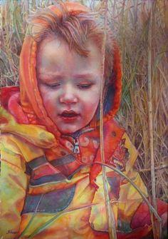Portraits | Jeannie Vodden Art