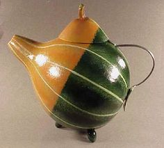 Gourd Image gallery teapots, masks, and musical instruments
