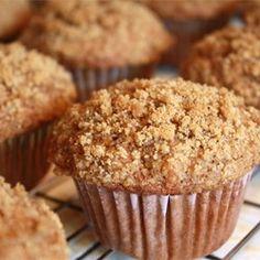 Banana Crumb Muffins - Allrecipes.com