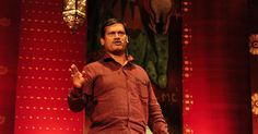 """When he realized his wife had to choose between buying family meals and buying her monthly """"supplies,"""" Arunachalam Muruganantham vowed to help her solve the problem of the sanitary pad. His research got very very personal -- and led him to a powerful business model. (Filmed in Bangalore as part of the TED Global Talent Search.)"""