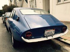 1962 Ghia GT 1500