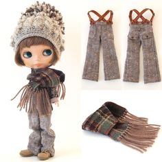 ** Blythe outfit ** Lucalily 224** : mahounote.
