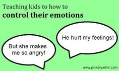 How can we teach our children to productively handle their frustration, anger, & hurt feelings? Realistic tips for parents. ~Even as an adult it's easy to let other people & outside circumstances dictate how we react. 1)Take a Breather. In the heat of the moment, tempers can flare. Coach your child to count to 10, encourage your child to leave the room until calm enough to respond reasonably. 2.Acknowledge the Feelings ~If your child is feeling angry, frustrated, or hurting, acknowledge that…