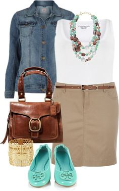 """Casual Friday - Plus Size"" by alexawebb ? liked on Polyvore"