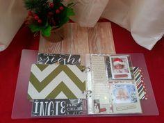 Diario de Navidad lowcost #scrapbooking #scraptip #decemberdaily #diariodenavidad December Daily, Blog, Cover, Christmas, Xmas, Diary Book, Christmas Calendar, Blogging, Navidad