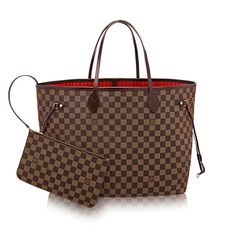 Neverfull GM Damier Ebene Canvas DAMEN HANDTASCHEN | LOUIS VUITTON