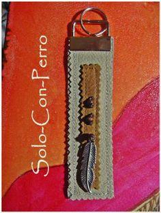 TAKODA No. 9 - Schlüsselanhänger von °Solo-Con-Perro° http://de.dawanda.com/shop/Solo-Con-Perro