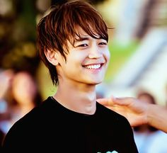 Minho : Why so cute!