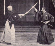 大日本帝国剣道形 - 高野佐三郎 - Wikipedia