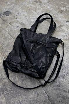 Julius Multi Pocket 3 Way Bag
