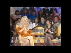 Sabina Guzzanti imita Valeria Marini 3