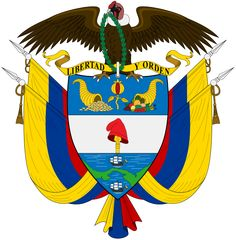 Colombia - Coat of arms