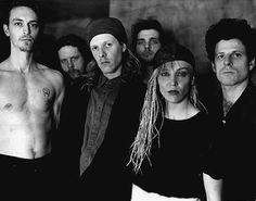 Swans. Post-punk/industrial no wave pioneers.
